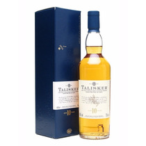 Whisky Talisker Single Malt De Litro C/estuche Escoces