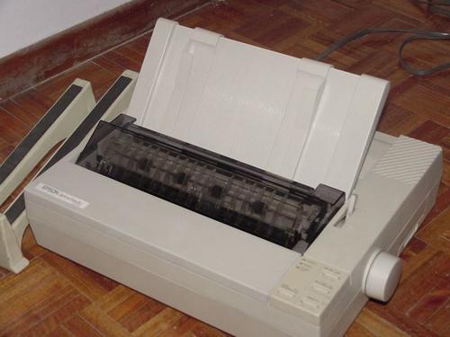 info de impresoras