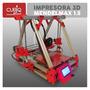 Impresora 3d Para Imprimir Modelos Diseñados En 3d
