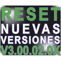 Reset Desbloqueo Ml2165w/clp365w Versiones V3.00.02.00