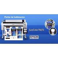 Ploter Epson F6070 Para Sublimacion