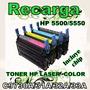 Recarga Toner Laserjet Hp 5500 Hp Color C9730a C9731/32/33a