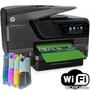 Impresora Hp Pro8600 Plus Multifuncion+sistema Continuo+tint