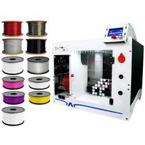 Oferta! Impresora 3d+9kg Chimak - Leon 200 Cerrada Argentina