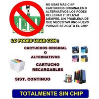 Espon Tx135 Solucion Cuando No Te Lee Los Cartuchos