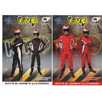 Buzo Karting Homologado Km Race Line Modelo Evo