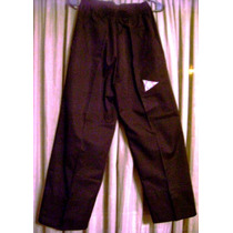 Pantalon Joggin Cacharel,negro, T Medium, A Estrenar!