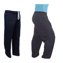 Pantalones Joggins De Algodon Unisex