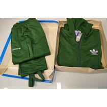 Conjunto Adidas Clasico Pantalon Y Campera Retro Vintage T3