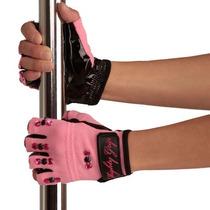 Mighty Grip! Guantes Pole Dance Edición Especial Con Strass