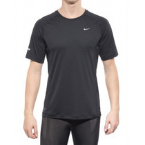 Últimas! Remera Nike Miler Running Dri Fit Envíos