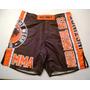 Bermudas Instinct Mma Kick Boxing Ufc Jiu Jitsu Muay Thai