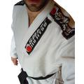 Kimono Jiu Jitsu Shiai Tokaido Liviano Brazilian Bjj Blanco
