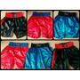 Shorts De Boxeo Markick !!!! Diferentes Colores Y Modelos