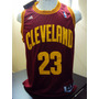 Camiseta Basquet Nba Cleveland 23 James Adidas- Cuotas