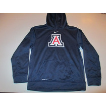 Buzo Hoodie Nike University Of Arizona Talle Xl De Mujer