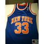 Camiseta De Basket Original Nba Pat Ewing - New York Nicks