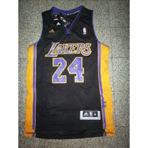 Camisetas N B A 2015 - Los Angeles Lakers - #24 Bryant-