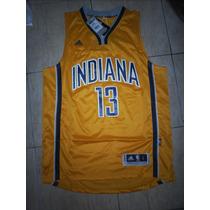 Camisetas N B A 2015 - Indiana - #13 George-