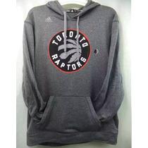Buzo Hoodie Nba Adidas Toronto Raptors - Eeuu!