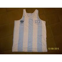 Camiseta De La Selección De Basquet Juegos Olímpico Años 80