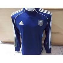 Buzo Adidas Selección Argentina Talle L Original Nuevo!!!