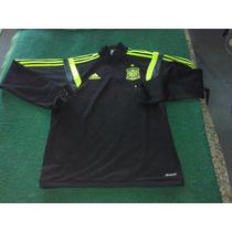 Buzo Seleccion Española De Futbol Adidas