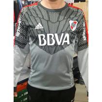 Buzo Arquero Adidas River Plate Manga Larga