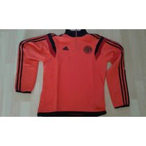 Buzo Original De River Plate Adidas. Talle S Y Xl