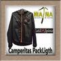 Campera Rompeviento Packlight - Estilo Alpino / Montañismo
