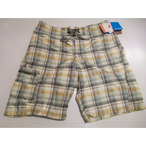 Short Bermuda Columbia Sliderock Omni Shade Talle Xl
