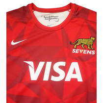Liquido Stock Camiseta Nike Rugby Pumas Sevens Envios Mira!