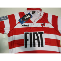 Camiseta Rugby Alumni Flash Original Adulto De Fabrica
