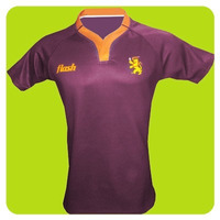 Camiseta Rugby Flash Newman Titular Remera Adulto Original