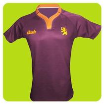 Camiseta Rugby Flash Newman Titular Remera Adulto Original
