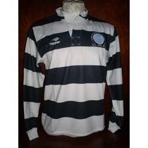 Nueva!! Camiseta Rugby Casi Niño