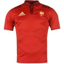 Camiseta De Rugby Francia Suplente + Envio Gratis!!
