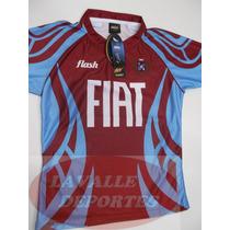 Camiseta De Rugby Rosario Flash Adulto Original D De Fabrica