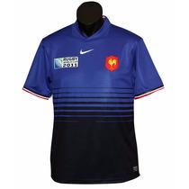 Camiseta Rugby Francia - Copa Del Mundo 2011
