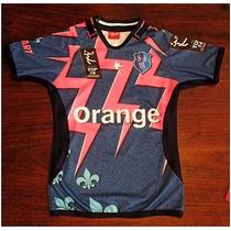 Camiseta De Rugby De Niños Stade Francais