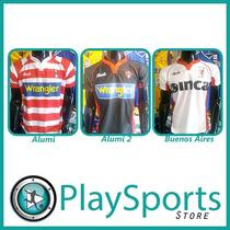 Camisetas De Rugby Urba-belgrano-alumni Etc Marca Flash