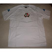 Italia Remera Rugby Marca Kappa, Talle L