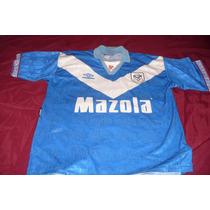 Velez=camiseta Mazola Umbro Alterna