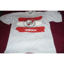 River-camiseta De Entrenamiento Adidas Talle 1(amplio)