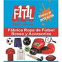 Fabrica De Camisetas De Futbol - Los Gordos Populus