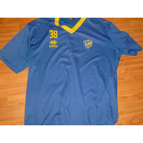 Camiseta Entrenamiento Errea Atlanta Utileria 2010 Talle Xl