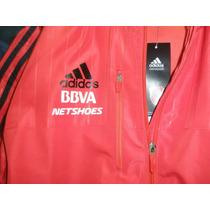 Campera Travel De River Plate 2016 Rompeviento Publicidades