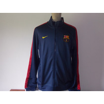 Exclusiva !! Campera Nike N98 F.c.barcelona Temp.2013/14