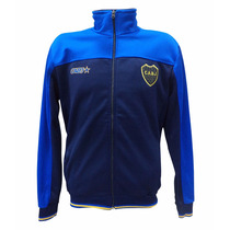 Campera Oficial Boca Juniors Adulto Cod. 462