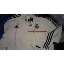 Hermosa Campera Real Madrid Adidas Travel